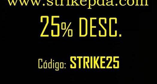 strike ropa deportes americanos y gorras 25% descuento