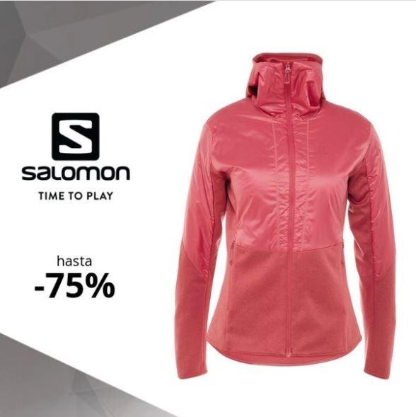 ZALANDO PRIVÉ: HASTA UN 75% EN SALOMON