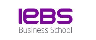 DESCUENTOS EN CURSOS DE MARKETING DIGITAL EN IEBS BUSINESS SCHOOL