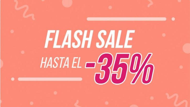 Flash Sale en Hunkemöller con un 35% de descuento
